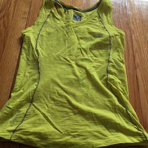 Merino wool tank top